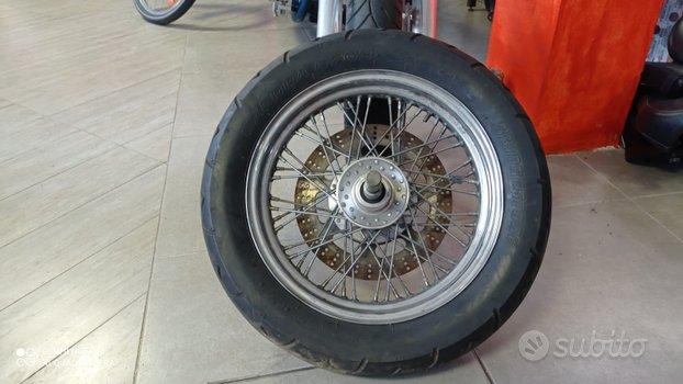 Cerchio Ant. Shadow VT 750 o VT 600 Bobber
