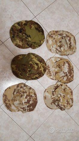 Cappellini vegetati esercito italiano