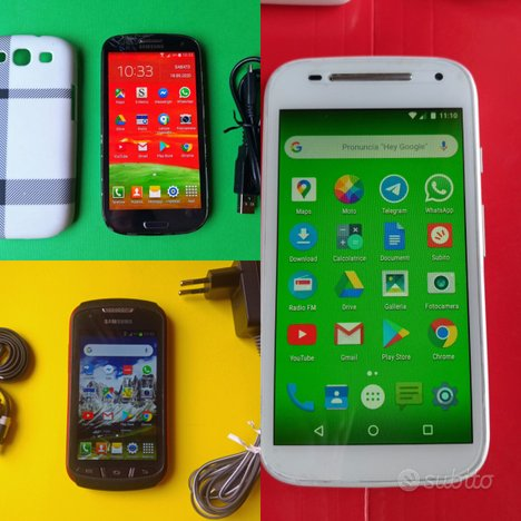 3 smartphone Android