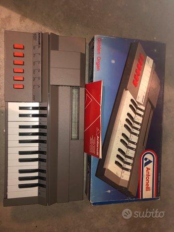 Antonelli pianola tastiera