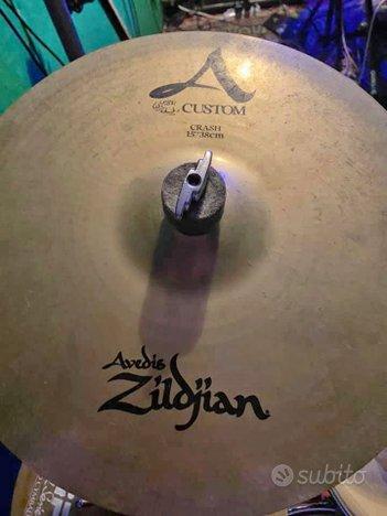Piatto Crash Zildjian A Custom 15