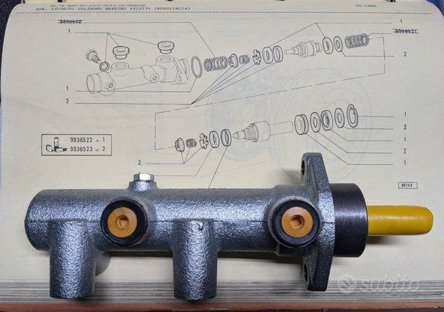 Pompa freno, Cilindretti Fiat Campagnola 1107 Ar76