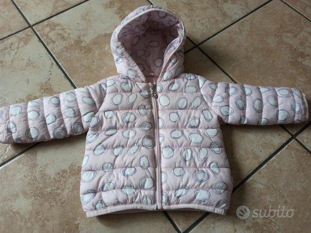 Abbigliamento neonata Piumino leggero 9-12 mesi