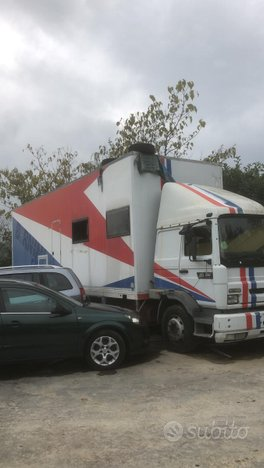 Camion officina mobile