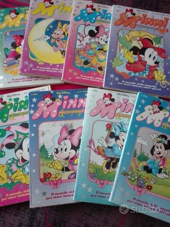 13 fumetti w.disney minni e vari 1991/1999