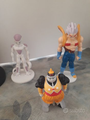 Dragon Ball Action figure in blocco