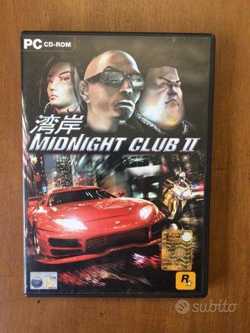 Videogioco Midnight Club II per PC