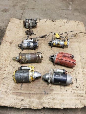 Motorini avviamento pompa iniezione Perkins ford