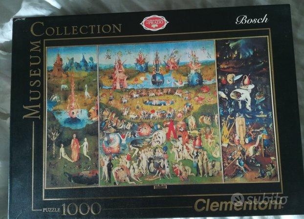Puzzle Clementoni Museum Collection Bosch