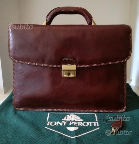 Borsa lavoro ufficio Tony Perotti