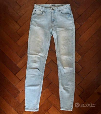 Jeans lunghi marca Berhska