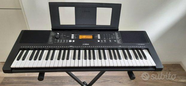 Pianola Yamaha PRS E363