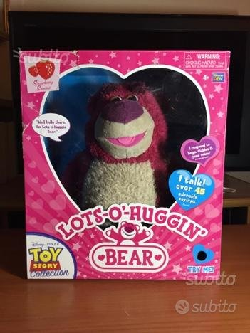 Peluche LOTSO Toy Story 3 - Signature Collection