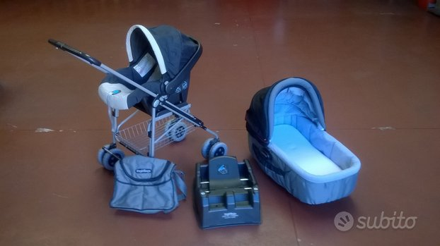 Navicella + ovetto PEG PEREGO