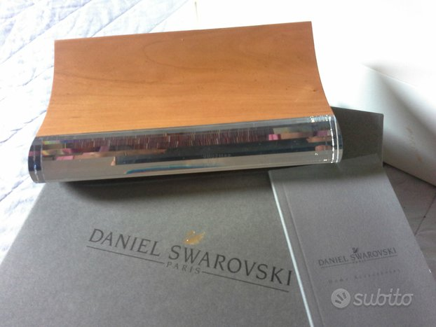 SWAROVSKI portapenne scrivania DANIEL SWAROVSKI