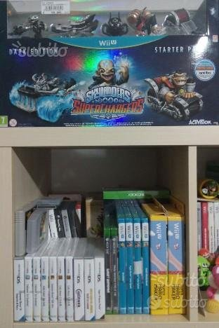 Videogiochi Nintendo 3DS, Wii, WiiU, XboxONE