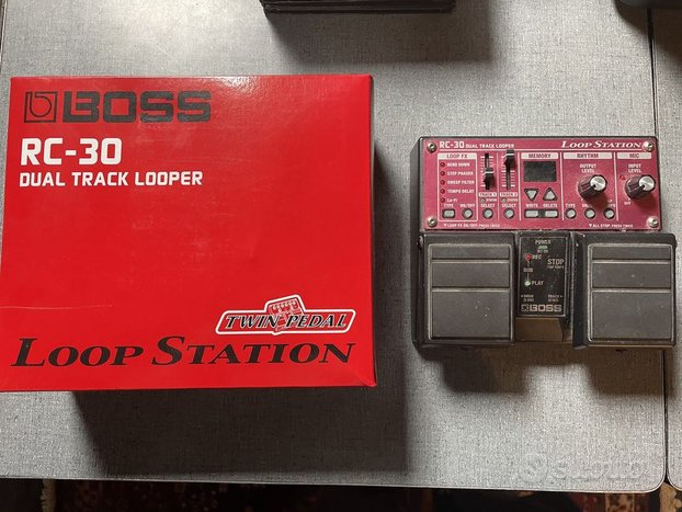 RC-30 BOSS loop station