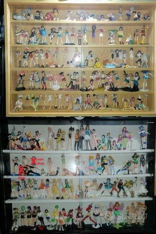195 action figure gashapon anime manga sexy Bandai