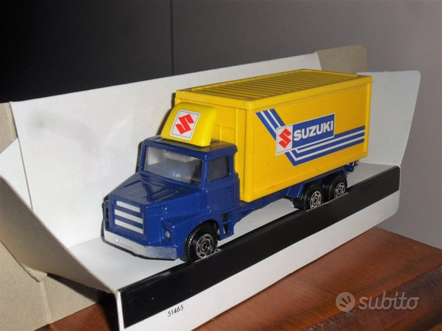 Camion Scania 1983 Suzuki Corgi 1182