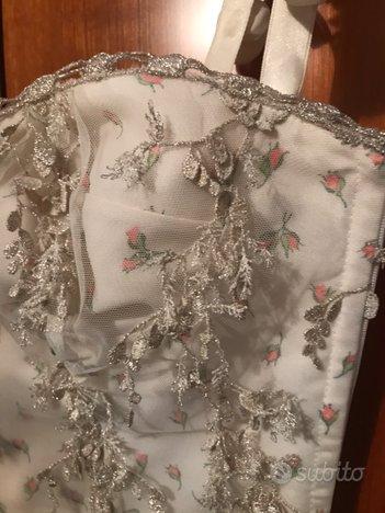 Vestito da sposa o cerimonia- Mariella Burani