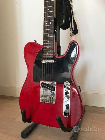 Fender Telecaster USA Standard 2011 - Cherry Red
