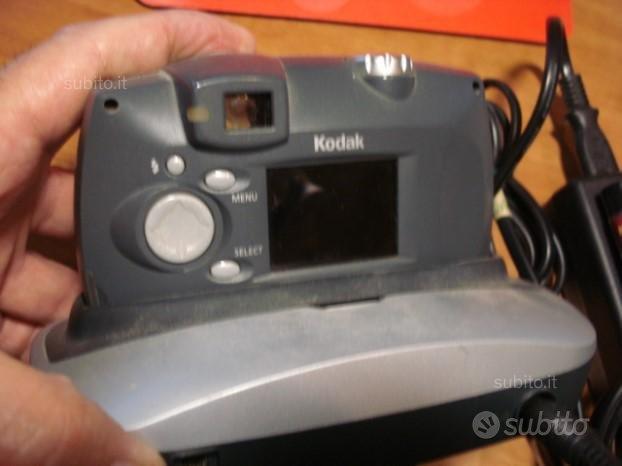FOTOCAMERA Kodak DX3500 Review