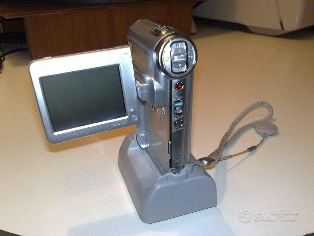 Samsung videocamera digitale compatta