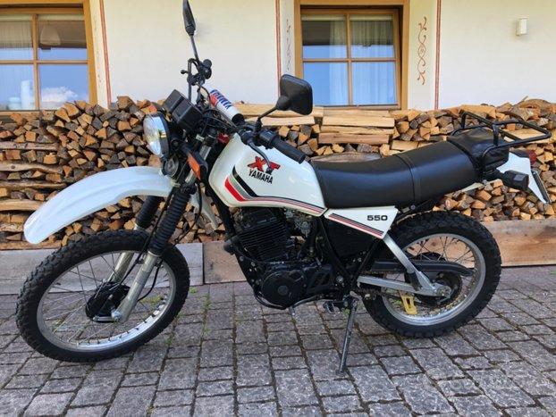 Yamaha XT 600 - 1982