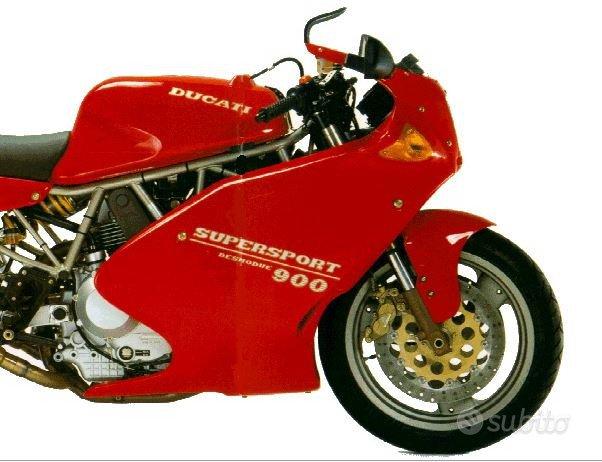 Decalcomania 900 per Ducati SS 1991-97