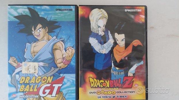 Dragon Ball GT DragonBall Z dvd