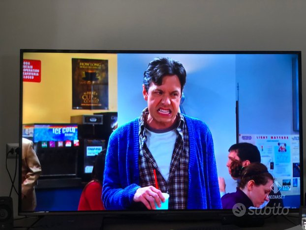 TV Tcl 65ep640 4k HDR smart tv