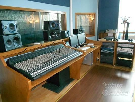 Consolle da Studio Mobile da Studio