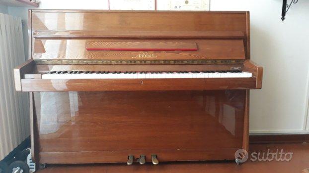 Pianoforte Nieer marrone Noce
