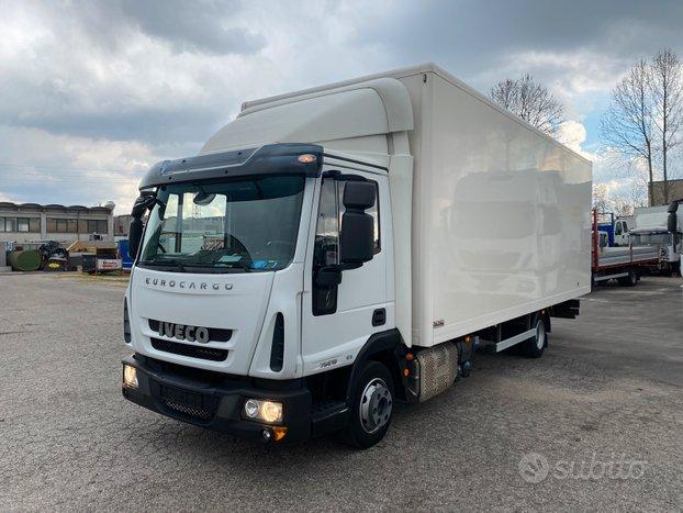 Iveco Eurocargo 75E19 furgone euro 6