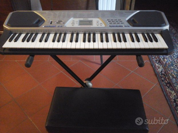 CASIO CTK 491 Song Bank Electronic