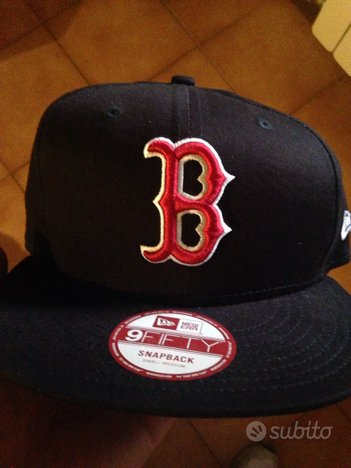 Cappellini New Era Boston e Raiders