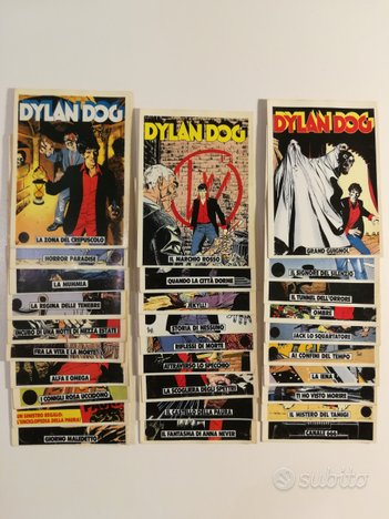 Stickers figurine Dylan Dog