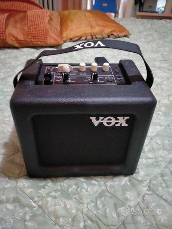 Amplificatore per chitarra Vox portatile