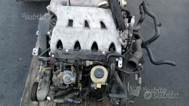Motore renault 2.2 t.d. sigla G8TV