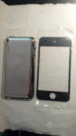 Vetrino e cover Ipod modello A1367