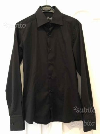 Camicia MAI INDOSSATA SLIM taglia M