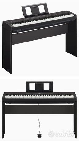 Yamaha P45B - Piano Tastiera Digitale