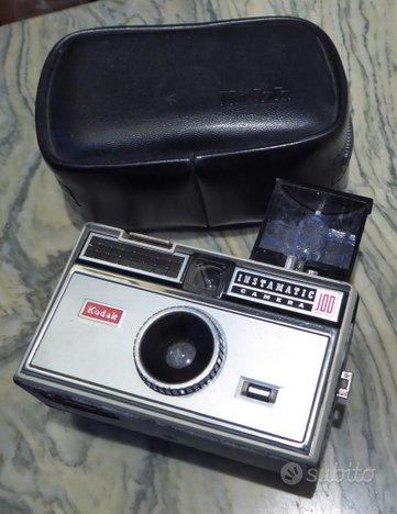 Macchina fotografica Kodak Instamatic 100 Vintage