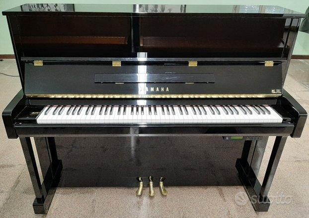 Pianoforte Yamaha B3 con sistema Silent Motus