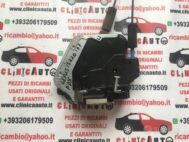 Serratura post dx Lexus is220 U4 6G2010