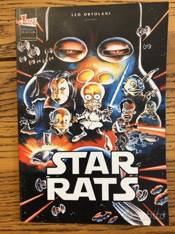 Fumetto Star Rats - Leo Ortolani (Panini 1999)