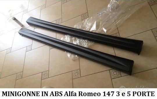 Minigonne in abs Alfa Romeo 147 3 e 5 porte