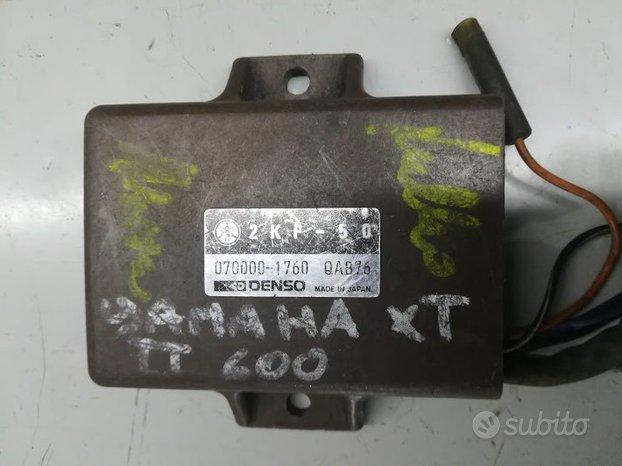 Centralina motore yamaha tt 600, xt,tenere' ecc