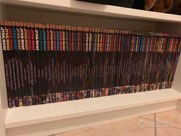 Collezione completa fumetti Star Wars Legends