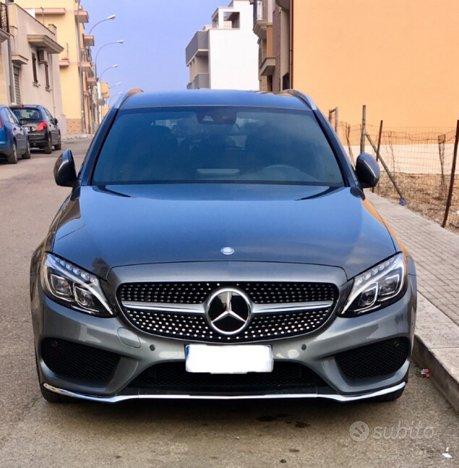 Mercedes w/s205 classe C 220 premium next amg